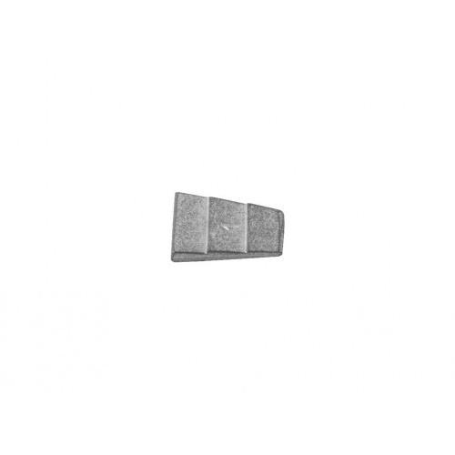 klínek č.2, 30007, 21x25mm   (20ks)