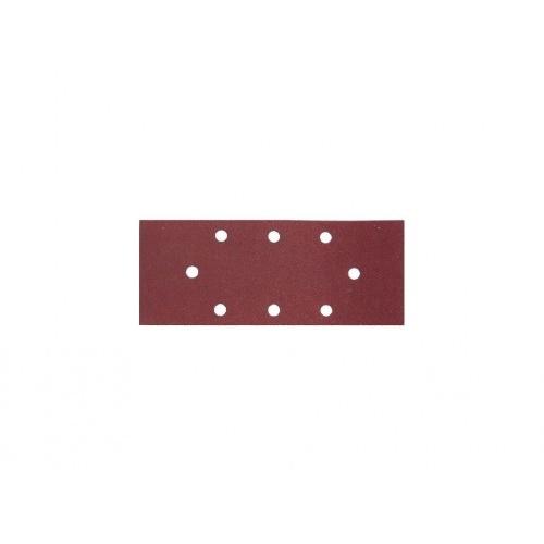 papír brusný  93x230mm, zr.100, 8 otvorů (5ks)