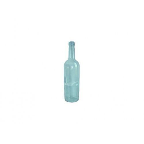 láhev na víno 750ml skleněná BÍ