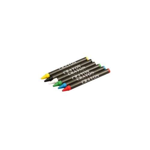 tužka vosková, mix barev  (6ks)