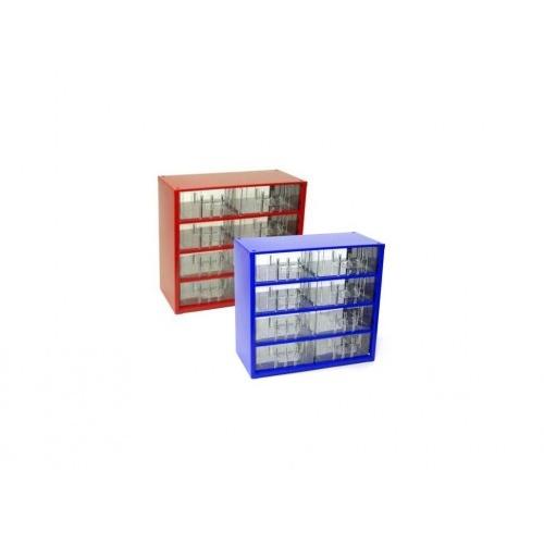 skříňka 1 velikost  8s 6764  30,5x28cm kov.