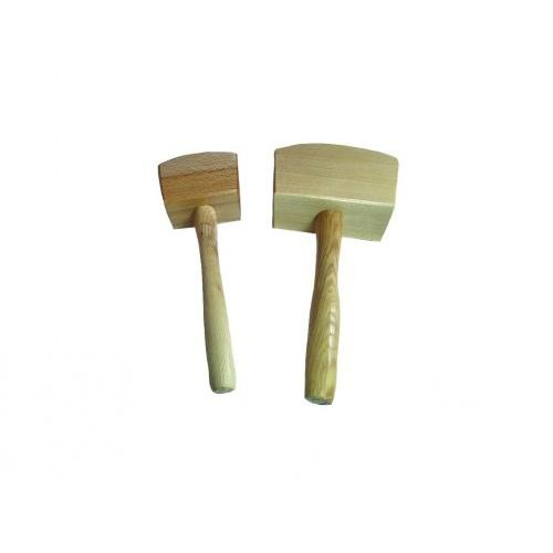 palička tesařská 780g, 160x65x330mm dřevěná
