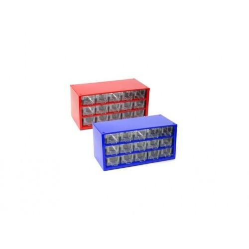 skříňka 1 velikost 15m 6740  30,5x15cm kov.