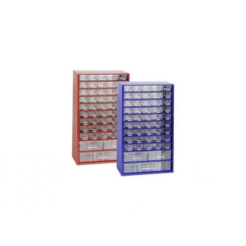 skříňka 3 velikosti 45m,2s,1v 6744  30,5x55cm kov.