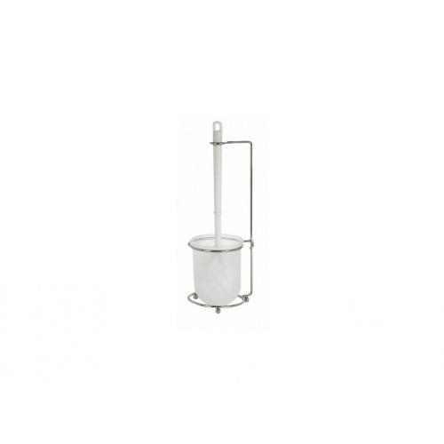 WC kartáč ve stojanu 34cm Cr+PH