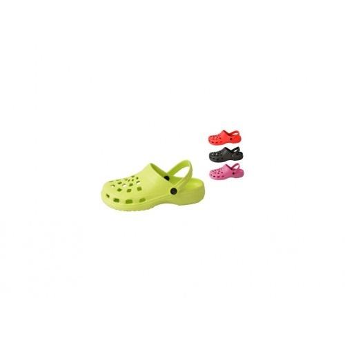pantofle gumové dámské vel. 39 mix barev (pár)