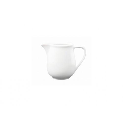 konvička na mléko JOSEFA  500ml BÍ porcelánová