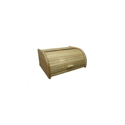 chlebovka 39x28x18cm dřev.dub lakovaná