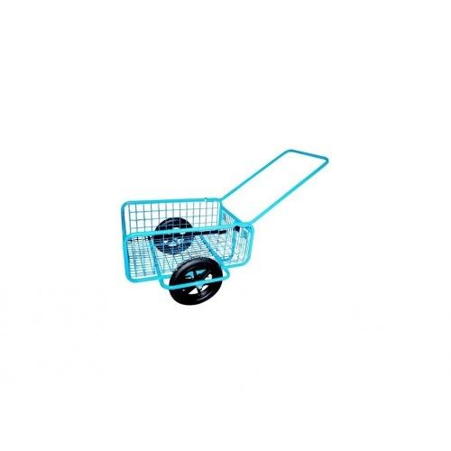 vozík RAPID IV,sklád.,duše+plášť, komaxit,450x640x280(1320)mm
