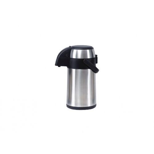 termoska s pumpičkou 4,0l nerez+PH