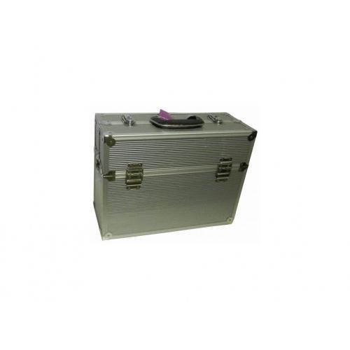 kufr na nářadí Al 400x160x300mm ALUMATE + ABS PVC lišty