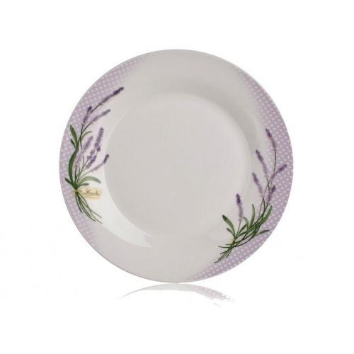 talíř mělký 24cm LAVENDER porcelánový