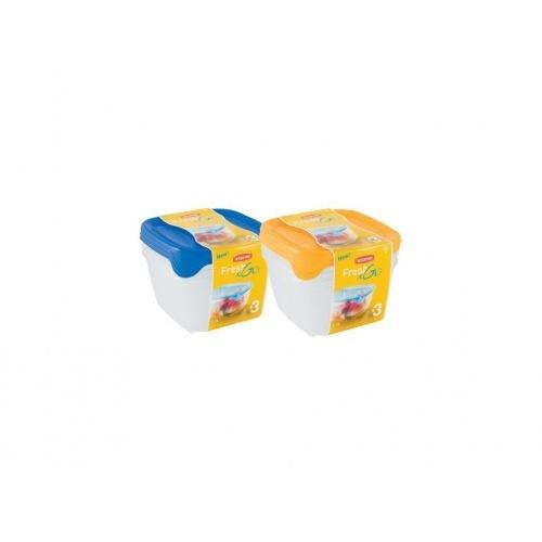 dóza FRESH&GO čtverc. 1,2l PH (3ks)