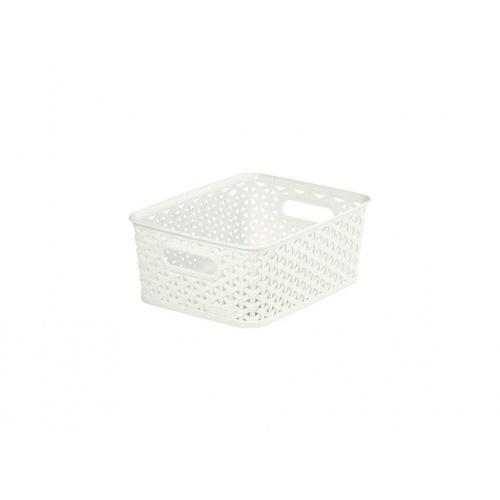 box úložný RATTAN 25x20x10cm (S),