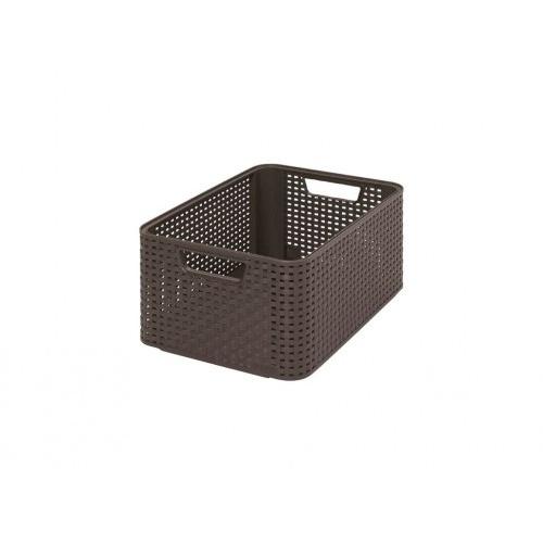 box úložný RATTAN 39x29x17cm (M), STYLE2, PH HN
