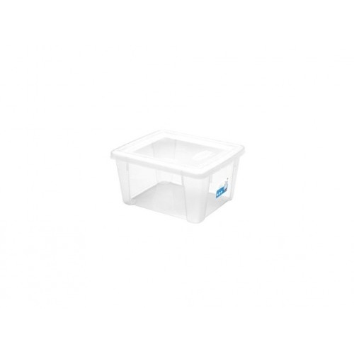 box úložný SCATOLA  2l, 19x16x10cm s víkem PH TRA