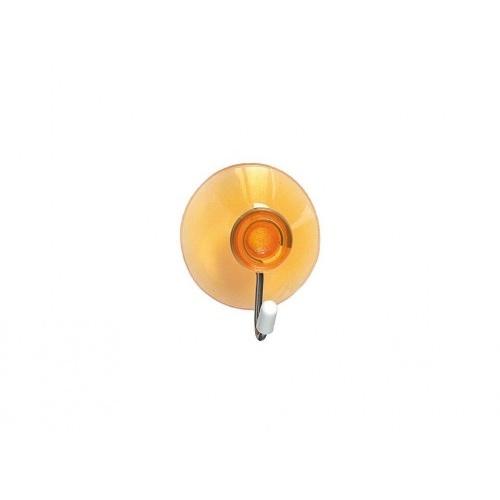 háček s přísavkou 4cm PH+kov.mix barev (4ks)