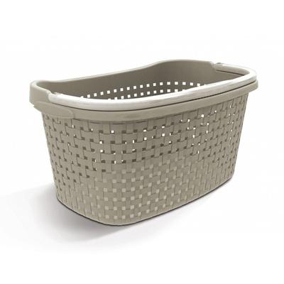 ALDOTRADE Koš na čisté prádlo Paglia 40l