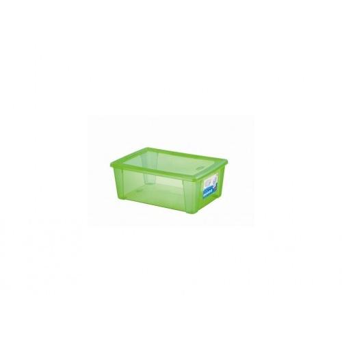 box úložný SCATOLA 10l, 36,5x25,5x14cm s víkem PH ZE