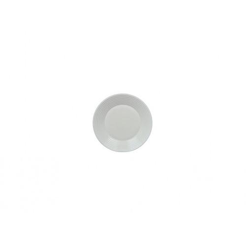 talíř hluboký skleněný HARENA 23cm BÍ