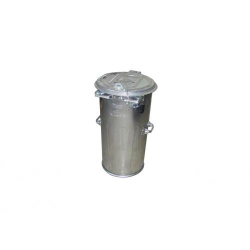 nádoba na odpadky 110l Zn kul.se zámkem