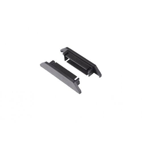 zakončení lišty 1,7x10,5x2,5cm BlackHook závěs.systém G21
