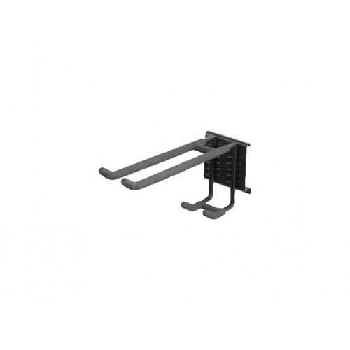 hák dvojitý 2 patra 7,6x15x27cm BlackHook závěs.systém G21