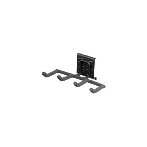 hák čtverný hrábě 21,5x10x13cm BlackHook závěs.systém G21