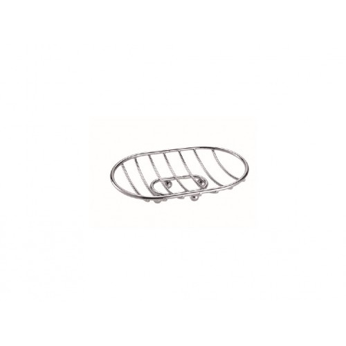 mýdlenka ovál 14x9,2cm Cr