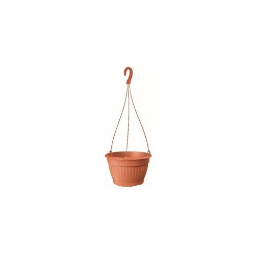 květináč TERRA 29 v.18cm TE (R624) závěsný