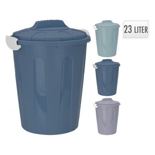 popelnice 23l PH mix barev  K