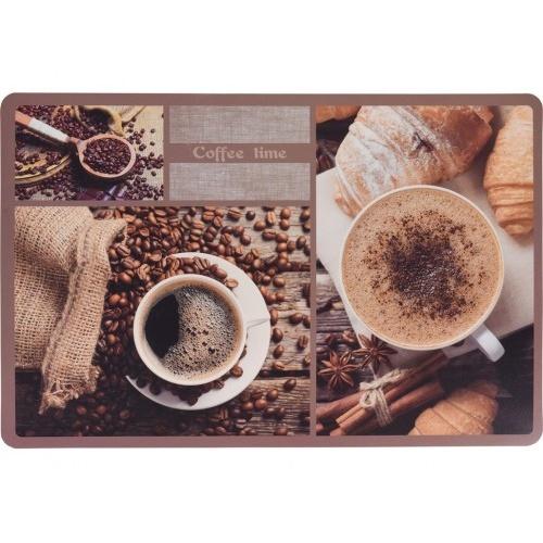 prostírání PH KÁVA 43,5x28,5cm 4 dekory, mix