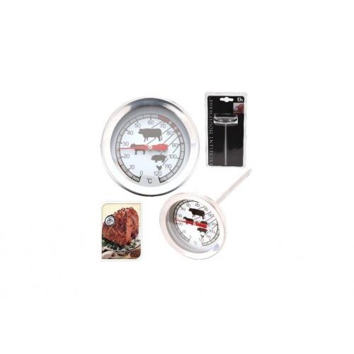 teploměr na pečení/vaření 0-120 st.C