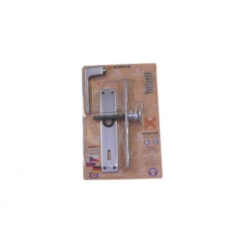 klika s knoflíkem 26103 90/klíč Al  blistr