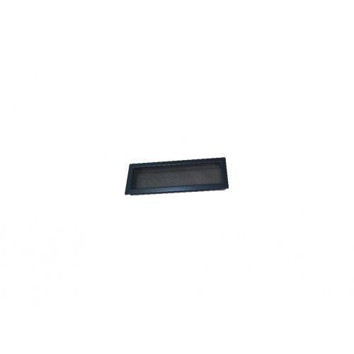 mřížka krb.rámeček+síťovina 170x490mm GRAF lak.