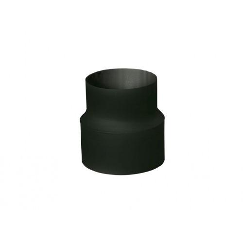 redukce trubková 180/130mm (d.160mm) t.1,5mm ČER