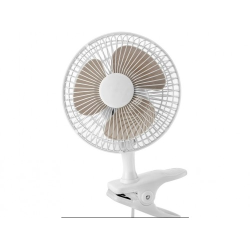 ventilátor stolní MONSUN pr.15cm 15W s klipsem BOTTI 2v1