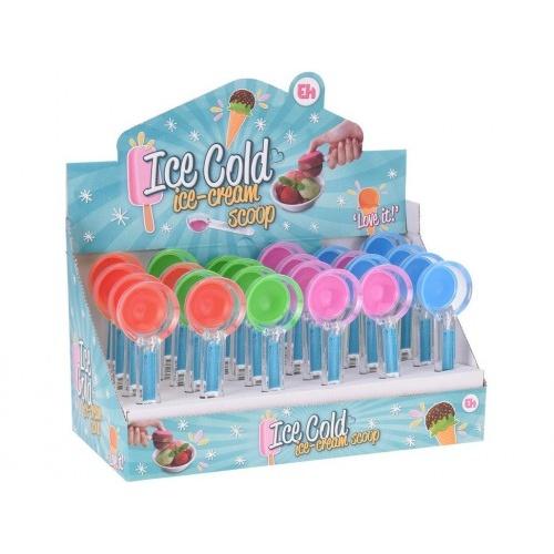 dávkovač na zmrzlinu 19cm silikon/PH mix barev