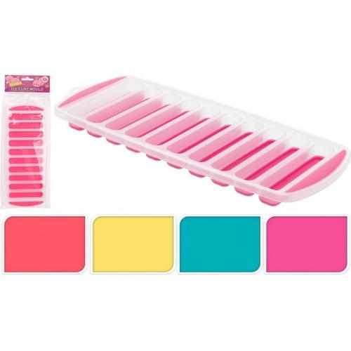 forma na led tyčky (10x) 29,5x11,5x2cm PH/silikon mix barev