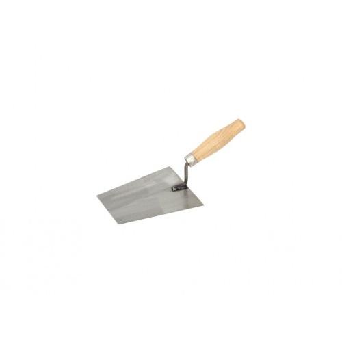 lžíce zednická ocel broušená 180x130mm