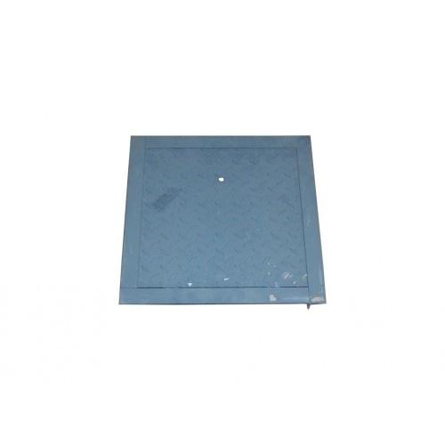 plech zákrytový vrtaný 250x250mm