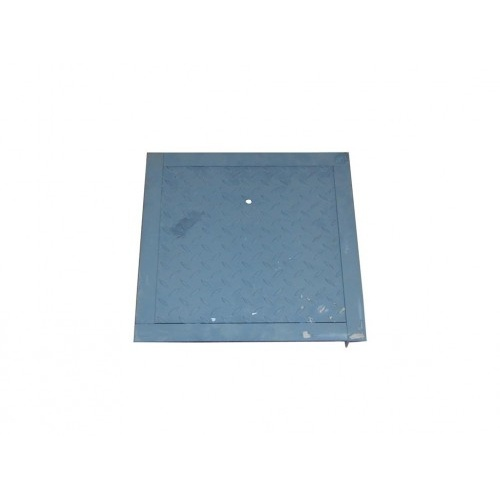 plech zákrytový vrtaný 500x500mm