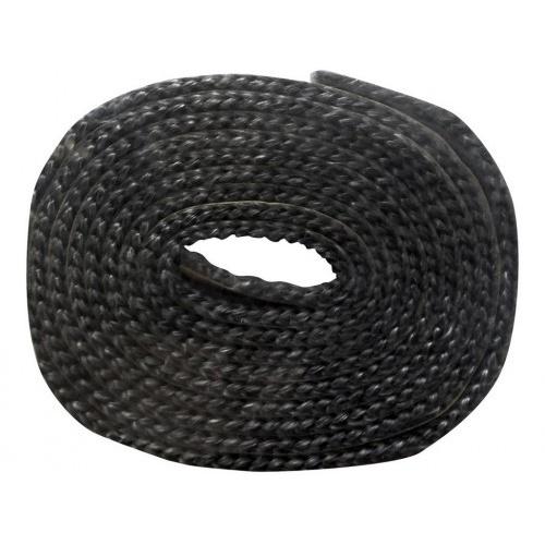 šňůra izolační 10x4mm (500°C) lepicí (2m)