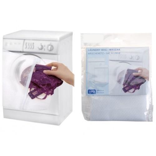 sáček na praní se zipem sada 2díl. (25x30cm, 30x40cm)