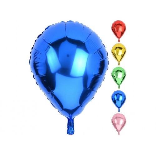 balónek PÁRTY 45cm fólie mix barev