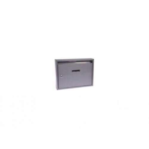 schránka poštovní paneláková 320x240x60mm ŠE bez děr