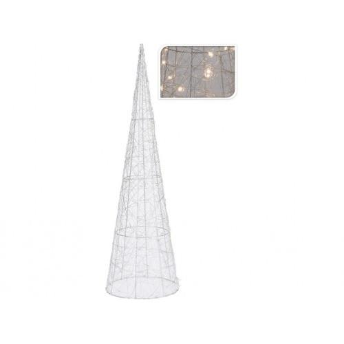 osvětlení PYRAMIDA 60cm TRA, 50LED mix