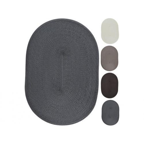 prostírání PH OVÁL 44,5x29,5cm mix barev