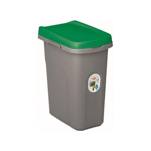 koš na tříděný odpad HOME ECO SYSTEM 15l PH ŠE/ZE