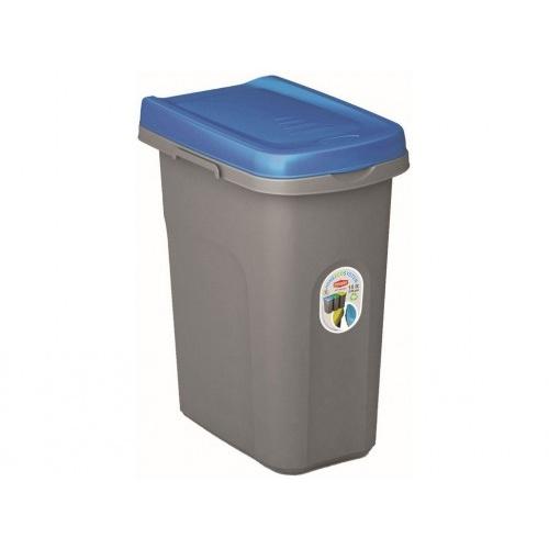 koš na tříděný odpad HOME ECO SYSTEM 15l PH ŠE/MO
